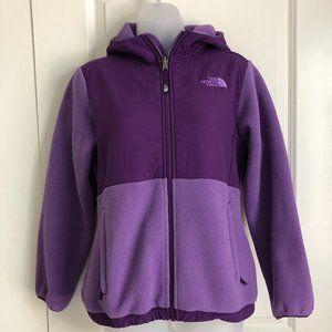 EUC! North Face Danali Hooded Fleece Jacket